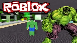 ROBLOX-Super Heroes Factory 7 (Super Hero Tycoon!)