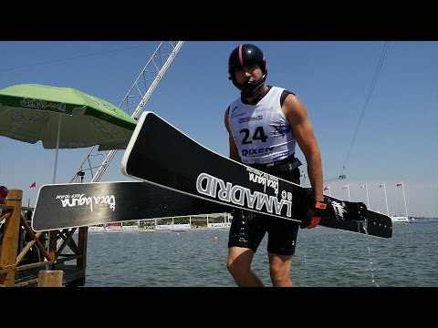 Mens cable jump - IWWF World Cup Final Shanghai 2015