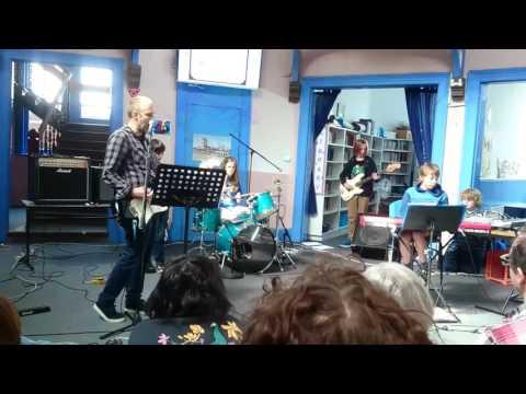Sydney Road Community School concert - March 2017 - Eagle Rock