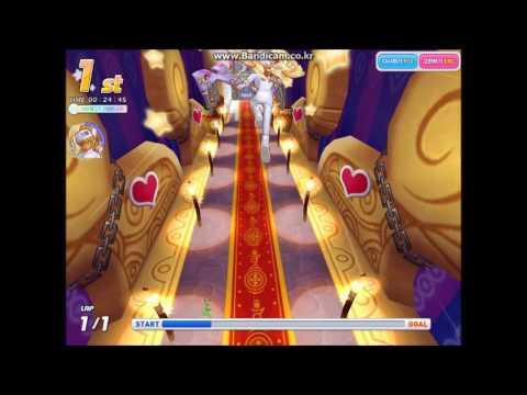 """TalesRunner - Aladdin(E) 1'27""""88 (Speed +2%, shu, kai) by baxmush"""