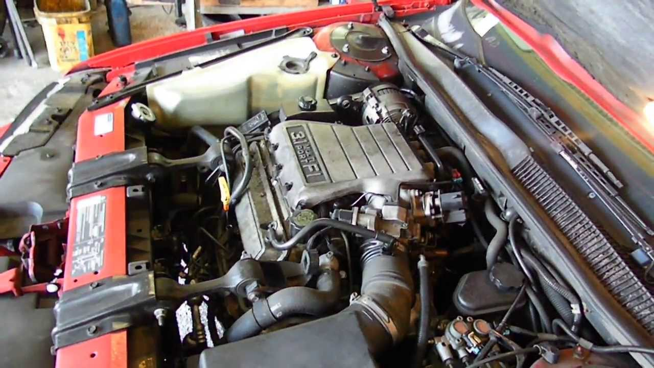 13CX137 1993 CHEVY LUMINA CAR EURO,31,AT,FWD185745 MILES,MORISON'S AUTO SALVAGE YARD  YouTube