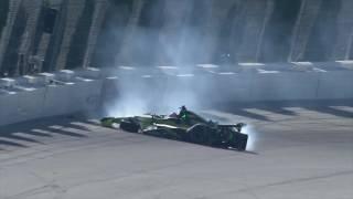 Charlie Kimball Incident At Pocono Raceway