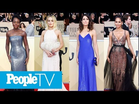 2019 SAG Awards Fashion Wrap-Up: The Best & Boldest Looks From The Red Carpet | PeopleTV