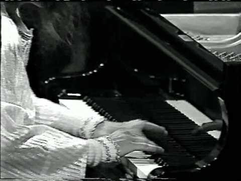 Natalia Trull plays Prokofiev - Piano concerto n.3, III mov.