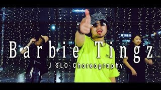 Barbie Tingz - Nicki Minaj / J SLO Choreography Class in Choomseory