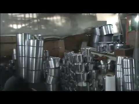 SAUL VICENTE CUBA el taller de nayely ollas industriales 31 10 2014  poma (video completo)