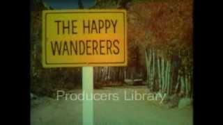 THE CALIFORNIA HISTORY PROJECT - Tribute to The Happy Wanderers - KCOP 13