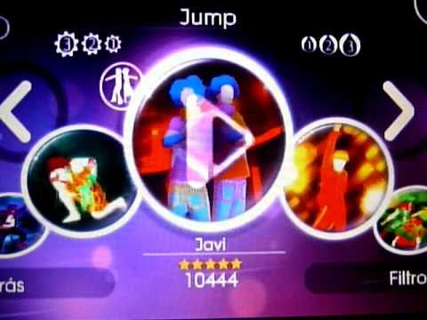 All Just Dance 2 Songs With 5 Stars/ Todas las Canciones ...