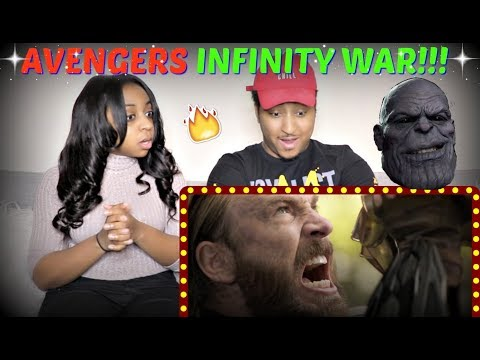 Avengers: 'Infinity War' Trailer #2 REACTION!!!