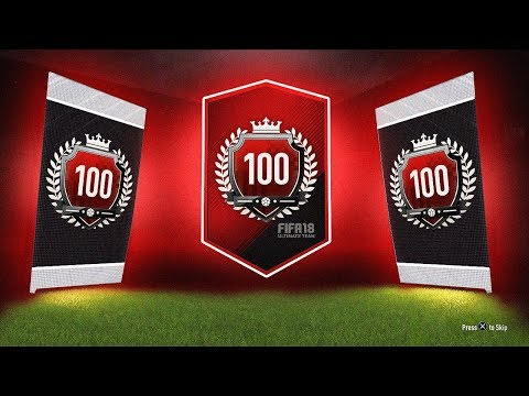 INSANE PRIME ICON! - Top 100 FUT CHAMPS MONTHLY REWARDS - FIFA 18 Ultimate Team