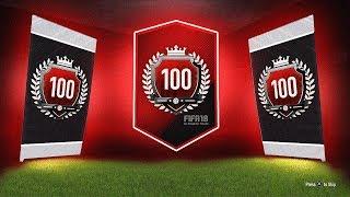 Insane Prime Icon Top 100 Fut Champs Monthly Rewards Fifa 18 Ultimate Team