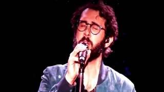 Josh Groban - River / Alla Luce del Sole / Awake / To Where You Are (all partial) (Oct 27, 2018)