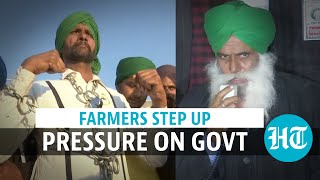 Farmers' protest: Relay hunger strike today across all protesting sites