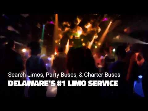 Limo Service Delaware - Limos & Party Buses for All Occasions