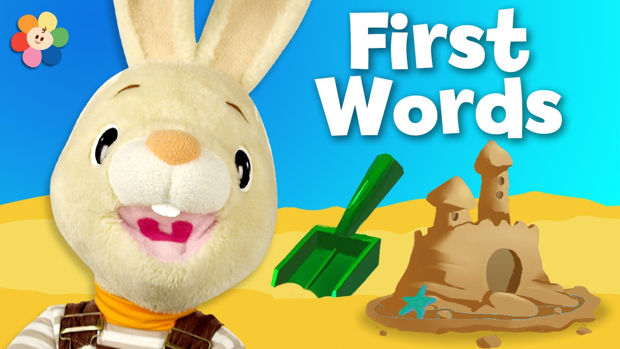 teaching new words for kids harry the bunny educational cartoons
