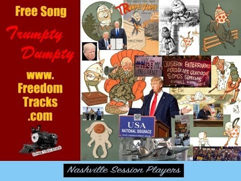Trumpty Dumpty ~ Nashville Session Players ~ www.FreedomTracks.com