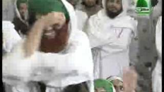 Maulana Ilyas Qadri Sahab gham on the 29th Night of Ramadan - Alwada Alwada Mahe Ramazan