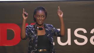 Knife please: Navigating everyday living with surgical precision | Dr Mumba Chalwe | TEDxLusaka