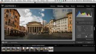 How to Create a Panorama Using Photoshop and Lightroom