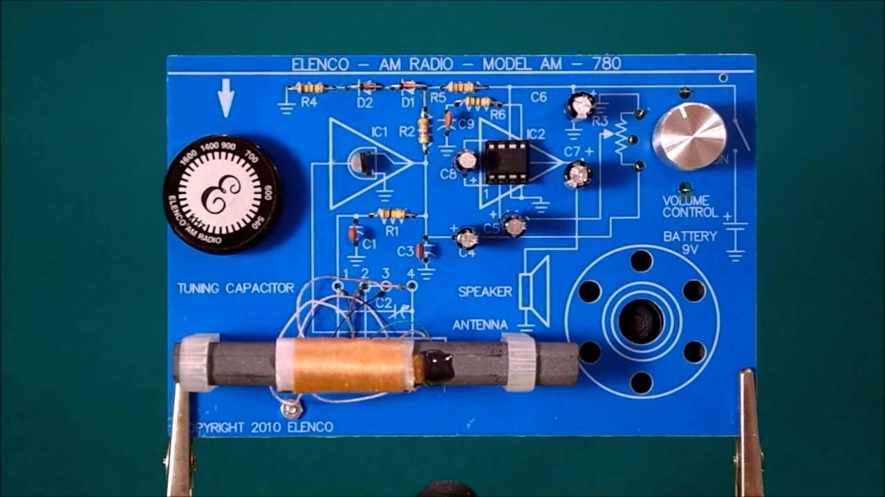 Elenco Radio Complete Kit