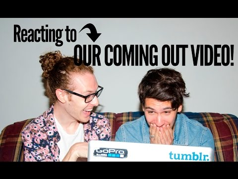 Twins React To Own Coming Out