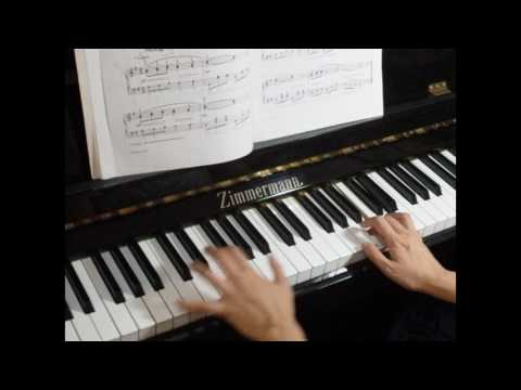 Song of the Gondoliers - Everybody Likes The Piano Book 3 P.26-27