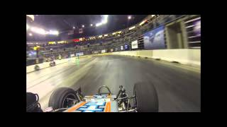 Billy Pauch Jr. Battle of Trenton Friday Heat Race