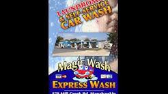 Car Wash & Auto Detailing Manahawkin NJ - Supermarket Marketing ( Digital Display )