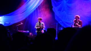 Kishi Bashi   Carry On Pnenomena  & Atticus In The Desert @Fillmore San Francisco  2014/05/17