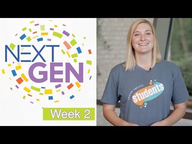 Student Message Kickoff Week 3 Generation