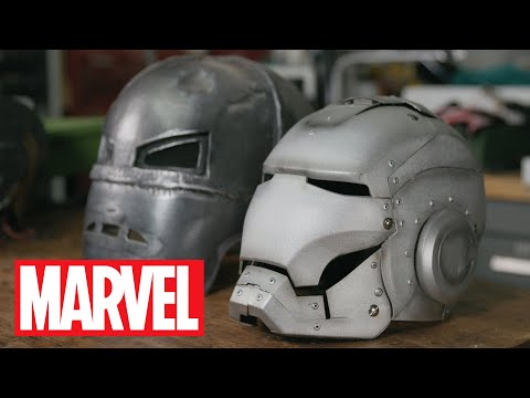 The Ultimate Marvel Studios Prop Collector: Adam Savage!