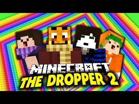 Der FREEDOM SQUAD SPRINGT IN DEN ABGRUND! ✪ The Dropper 2 - Видео из Майнкрафт (Minecraft)