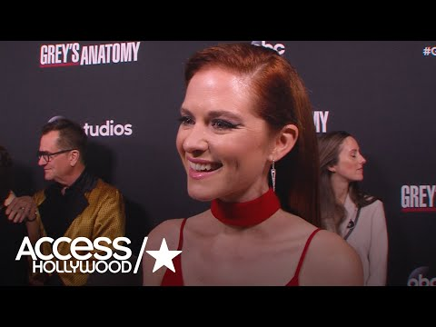Sarah Drew Looks Back On Her Favorite 'Grey's Anatomy' Storylines  Access Hollywood
