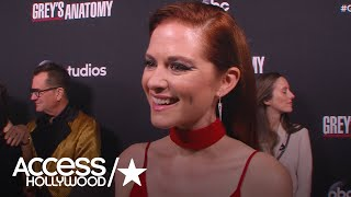 Sarah Drew Looks Back On Her Favorite 'Grey's Anatomy' Storylines | Access Hollywood