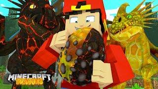 Minecraft DRAGONS - NEW RARE BABY DRAGON ON THE WAY?