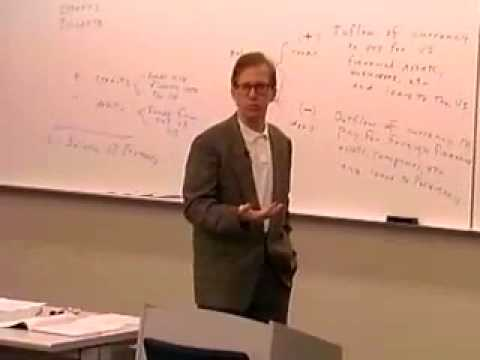 Principles of Macroeconomics: Lecture 38 - International Economics