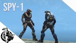 "|Spy-1| Ep. 7 - ""Calculations"" (Halo Reach Spy Machinima)"