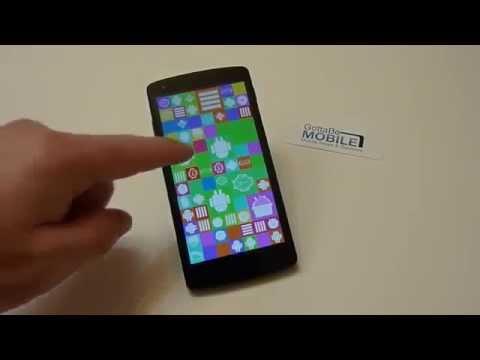 Nexus 5 Android 4 4 KitKat Easter Egg