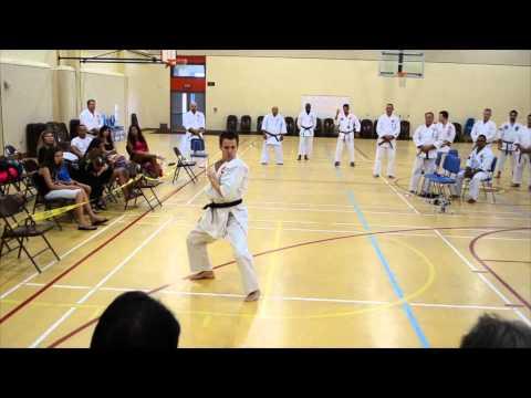 Palm Springs Karate Tournament 9-27-14