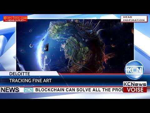 KCN Blockchain to disrupt fine arts world