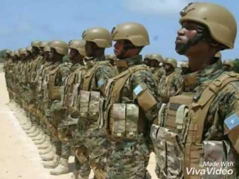 Somali army 2017