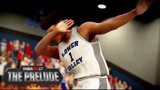 NBA 2K17 MYCAREER PRELUDE LEUCHTET AF!! ERSTELLEN SIE EIN DEMI-GOTT MEISTERSCHÜTZE!?