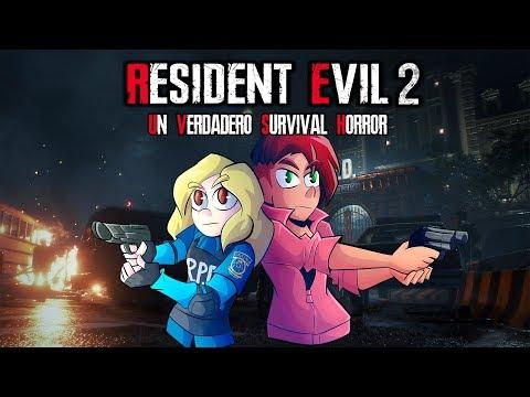 Resident Evil 2 REMAKE:  Un Verdadero Survival Horror