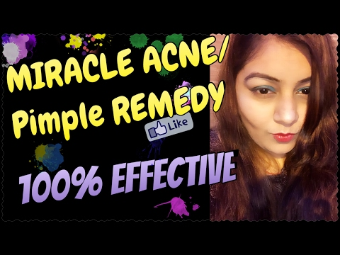 How To Remove Pimples Acne