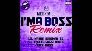 Ima Boss (Remix) ( Chopped & Screwed) - Meek Mill