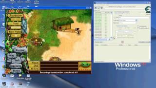 Virtual villagers: cheat engine