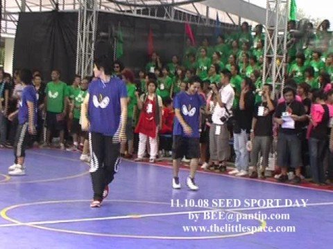 11.10.08 seed sport day part 1