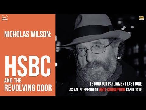 HSBC & The Revolving Door - Nicholas Wilson