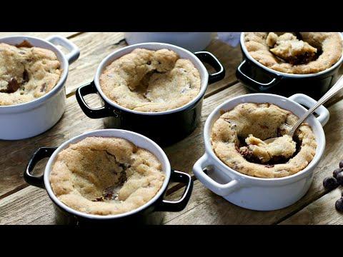 recette-des-cookie-pots- -william's-kitchen