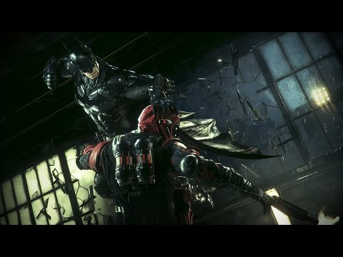 Official Batman: Arkham Knight - Ace Chemicals Infiltration Trailer: Part 3